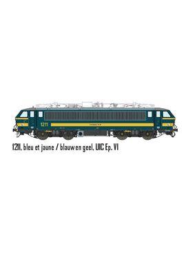 LSModels 12595S / 1211 (3-rail) Mfx-digitaal met sound
