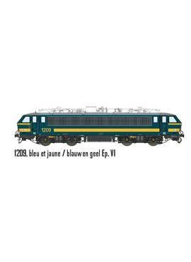 LSModels 12596S / 1209 (3-rail) Mfx-digitaal met sound