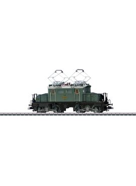M37484 / EG 2x2/2 van de Bayerische Staatsbahn