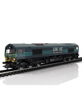 Marklin 39062 / Diesellok Class 66, LINEAS