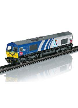 Marklin 39064 / Diesellok Class 66 SNCF