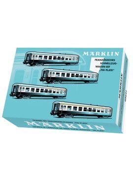 Marklin 40691 / Franse set sneltreinrijtuigen