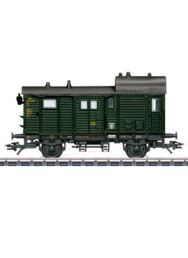 M46986 / Goederentrein-bagagewagen Pwg DB