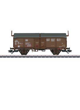Marklin 48169 / Tweeassige schuifdakwagen type Tms 851