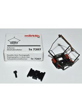 Marklin 7207 / Stroomafnemer - Pantograaf
