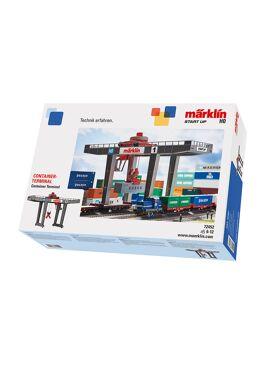 Marklin 72452 / Märklin Start up - containerterminal