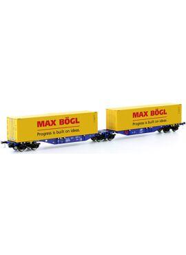 MEHANO 58958 / Containerdraagwagen ERR