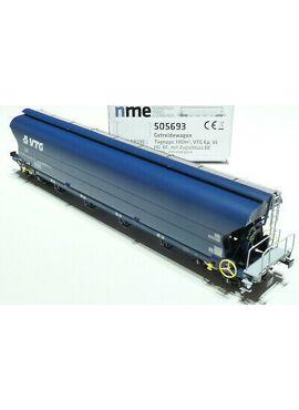 NME 505693 / VTG Getreidewagen Tagnpps 130m³ met sluitlicht