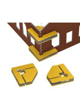 PROSESPR-SS-01/ 2 Magnetische houders 90°