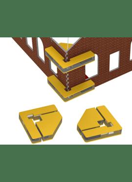 PROSESPR-SS-02 / 2 Magnetische houders 90°