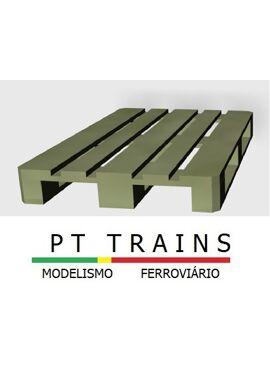PT trains 210100/ Europaletten 10 stuks