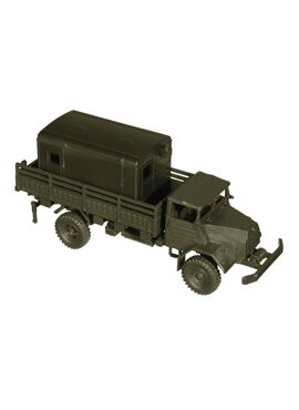 Roco Minitanks 05173 / MAN 630 van het Belgische leger. (kit)