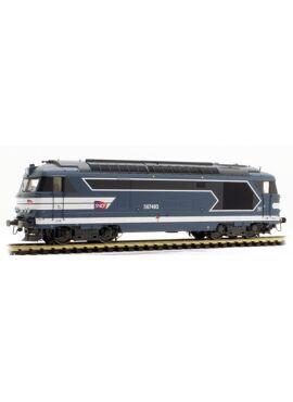 REEMB-100S / Diesellocomotief BB-67493 sound