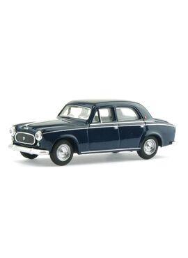 SAI 6232 / Peugeot 403    7 limousine 1960 Blauw 1/87