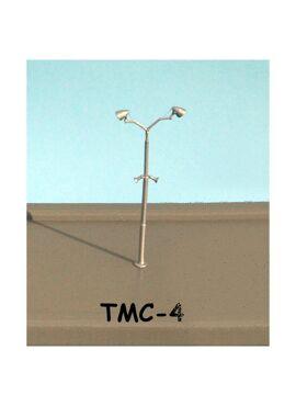 TN004 / HO - NMBS - Hasselt Perronverlichting met luidsprekers