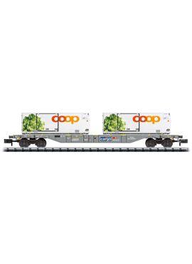 TRIX 15470 / Containerwagen Coop
