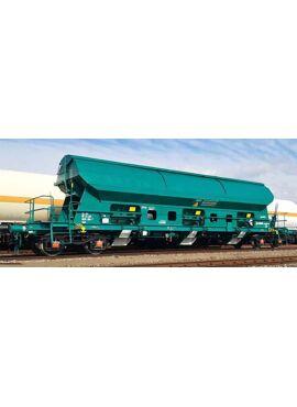 Van Biervliet 83015 / Set van 3 groene Tads van Lineas
