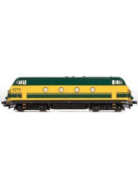 Van Biervliet 9120.02 / Diesel 6279 NMBS (2-rail DCC)