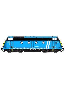 Van Biervliet 9121.05 / Diesel 6256 INFRABEL (Voor Marklin) Mfx met sound