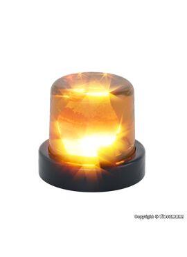 Viessmann 3570 / Geel zwaailicht met LED