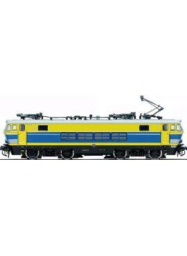 Vitrains 2163 / E-loc 1602 van de NMBS