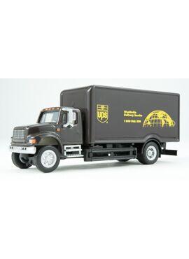 Walthers 949-11293 / UPS International(R) 4900 Single-Axle Box Van