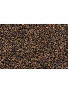 WB85 / ballast donker bruin grof