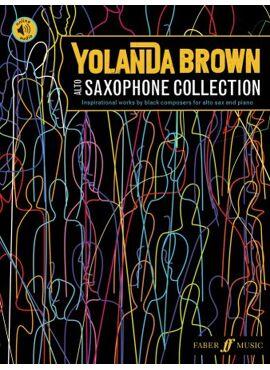 YolanDa Brown's Alto Saxophone Collection (Instrumental Solo & Piano Accompaniment)