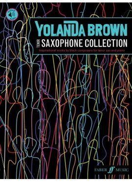 YolanDa Brown's Tenor Saxophone Collection (Instrumental Solo & Piano Accompaniment)