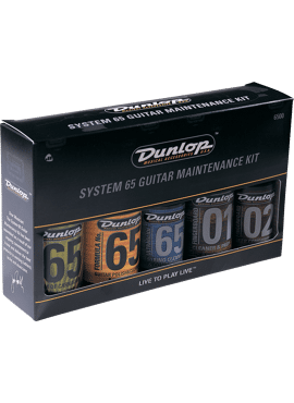 Dunlop System 65 Onderhoudskit gitaar