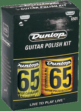 Dunlop System 65 Kit gitaar polish