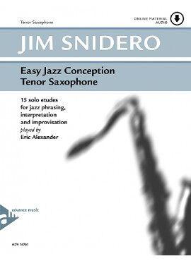 Easy Jazz Conception TenorSax