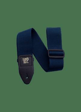 Ernie Ball Strap Polypro Navy blauw
