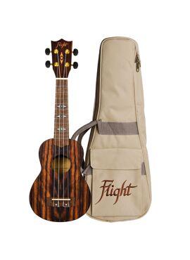 Flight: DUS460 Soprano Ukulele - Amara