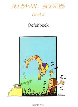 Allemaal nootjes Oefenboek 3