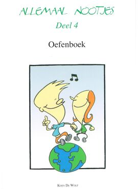 Allemaal nootjes Oefenboek 4