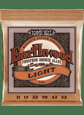 Ernie Ball Earthwood Phosphor Light