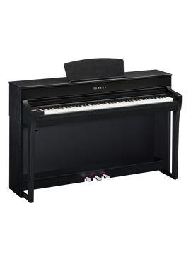 Yamaha Clavinova CLP735B zwart mat