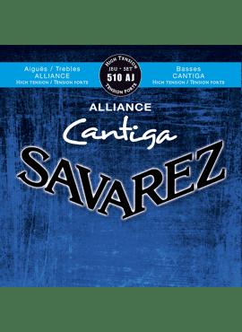 Savarez Alliance-Cantiga Blauw hard tension