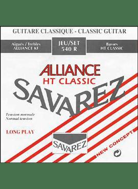 Savarez Allaince-HT Classic Rood normal tension