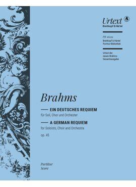 A German Requiem Op. 45