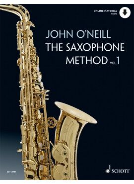 The Method For Saxophone 1