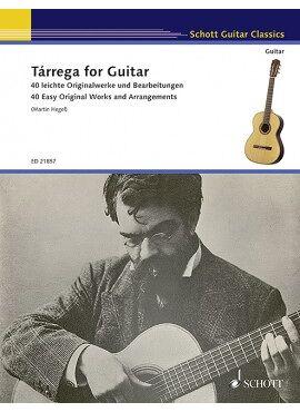 Tárrega for Guitar