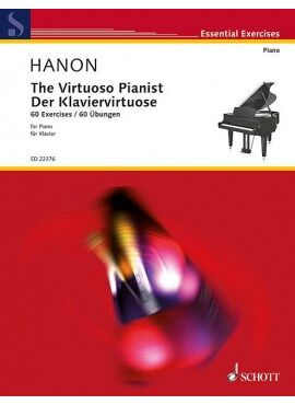 Virtuoso Pianist 60 Exercises