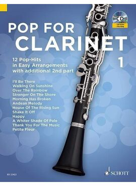 Pop For Clarinet Band 1