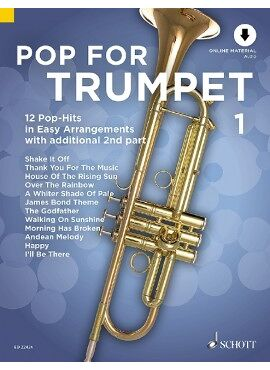 Pop For Trumpet Band 1