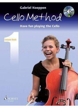 Cello Method Lesson1