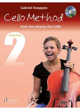 Cello Method: Lesson Book 2