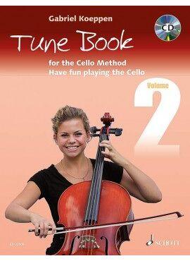 Cello Method: Tune Book 2