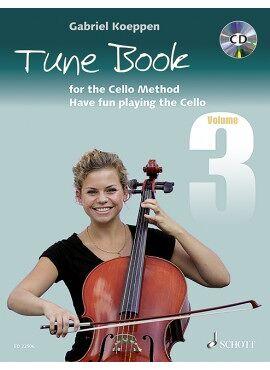 Cello Method: Tune Book 3
